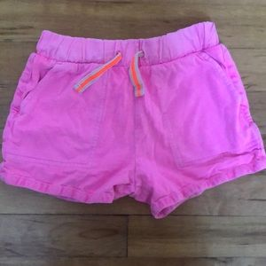 Jcrew pink shorts